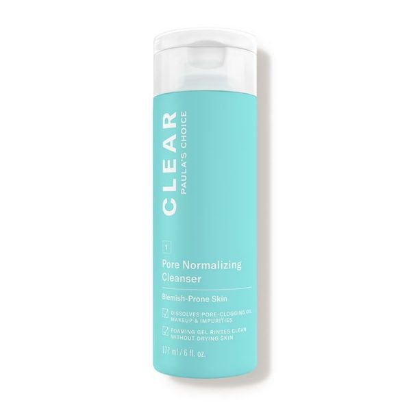 Paula's Choice Pore Normalizing Cleanser- 177mL