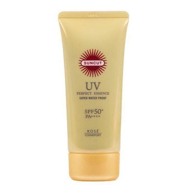 Kose Suncut Perfect UV Essence Spf 50+PA ++++